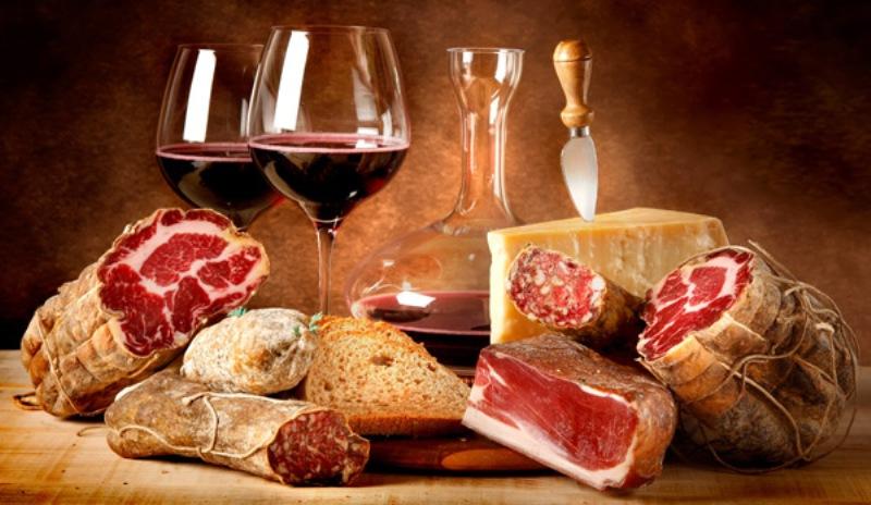 parmigiano reggiano cheese-balsamic-vinegar musa lambrusco tour